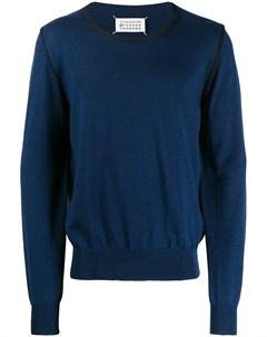 декорированный пуловер Maison margiela