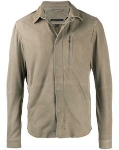 Куртка с заостренным воротником John varvatos star usa
