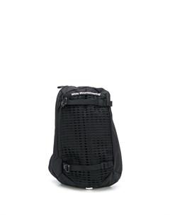 Рюкзак на одно плечо с логотипом White mountaineering