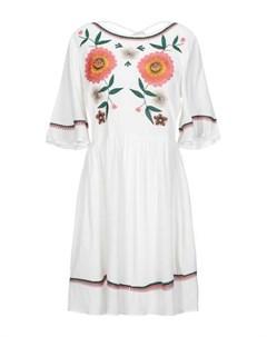 Короткое платье Glamour