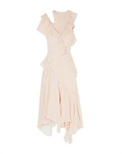 Длинное платье Jonathan simkhai