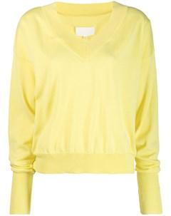 пуловер свободного кроя Maison margiela