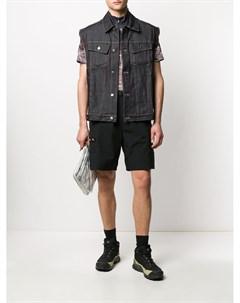 джинсовый жилет Phipps