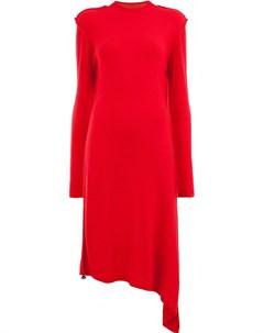 Асимметричное платье Aalto