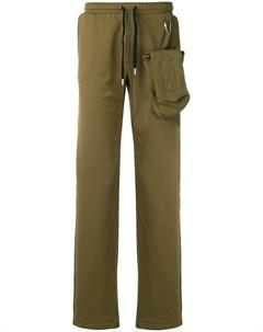 Спортивные брюки со съемной сумкой Matthew miller