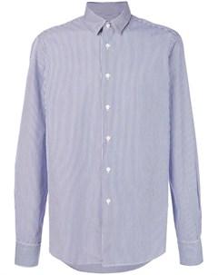 Рубашка в полоску Dell'oglio