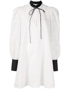 Кружевное платье Macgraw