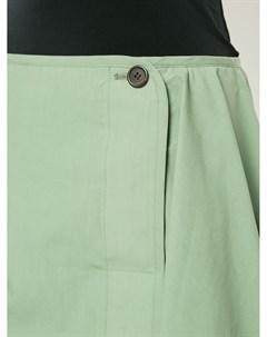 Прямая юбка мини Aalto