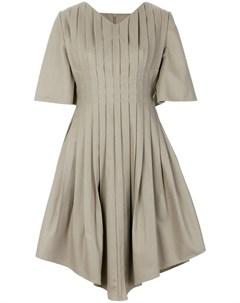 Плиссированное платье Vejas