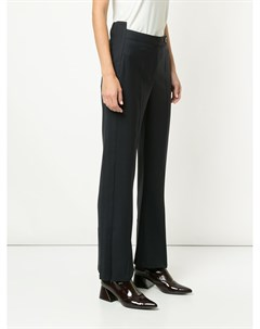 Расклешенные брюки на завышенной талии Eudon choi