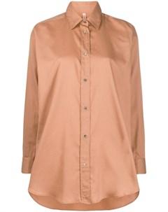 Рубашка оверсайз с длинными рукавами Indress
