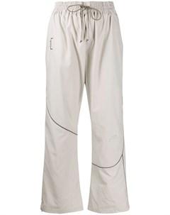 Спортивные брюки с кантом A-cold-wall*