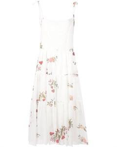 Платье Prairie с цветочным принтом Macgraw