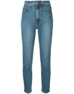 Укороченные джинсы Frankie Nobody denim