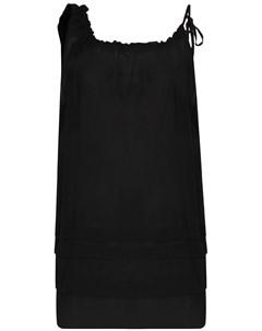 Платье Taline асимметричного кроя в полоску Araks