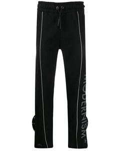 Спортивные брюки с надписью A-cold-wall*