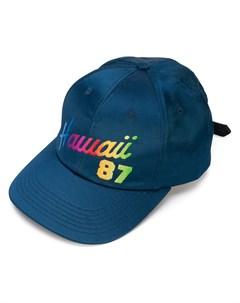 бейсбольная кепка с вышивкой Just don