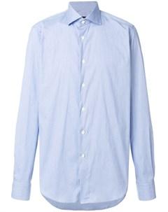 Классическая рубашка с длинными рукавами Dell'oglio