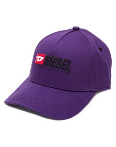 бейсболка с вышивкой Diesel