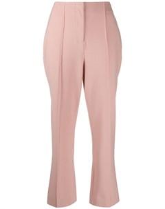 Укороченные брюки с завышенной талией Jonathan simkhai