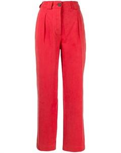 укороченные брюки чинос Mara hoffman