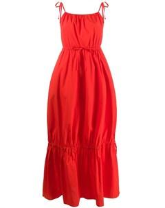 Платье на тонких бретелях Chinti & parker