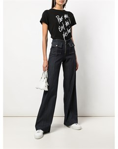 Длинные брюки Azure Cinq a sept