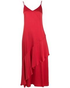 Платье комбинация Pandora Mulberry