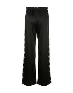 Полосатые брюки Camelia с кружевной отделкой Icons