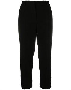 Укороченные брюки Elisabeth Mulberry