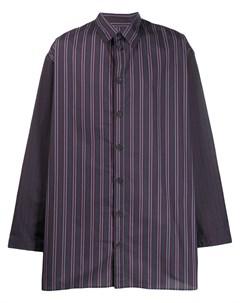 Классическая рубашка в полоску Qasimi