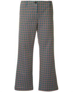 Укороченные брюки Aalto