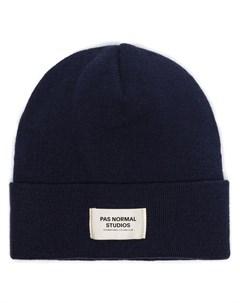 шапка бини из коллаборации с Diemme Pas normal studios