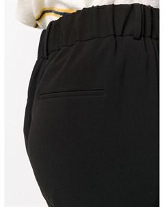 Зауженные брюки с завышенной талией Brag-wette