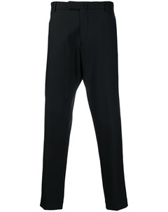 Укороченные брюки Nagone со складками Dell'oglio