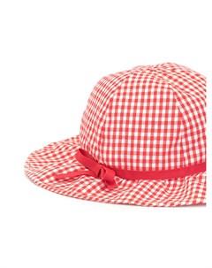 Клетчатая шляпа Familiar