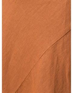 Юбка асимметричного кроя с завышенной талией Venroy