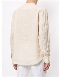Рубашка с воротником стойкой Venroy