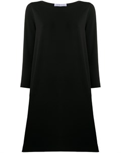 Короткое платье с рукавами три четверти Harris wharf london