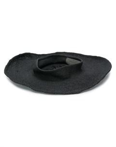Плетеная шляпа с открытым верхом Horisaki design & handel