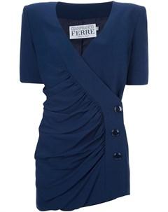 костюм с пиджаком и юбкой Gianfranco ferre pre-owned