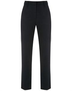 Укороченные брюки строгого кроя Egrey