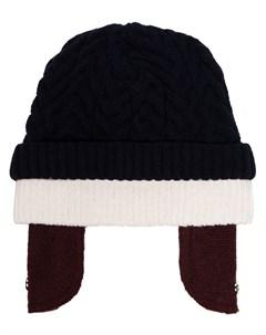 многослойная шапка бини Sunnei