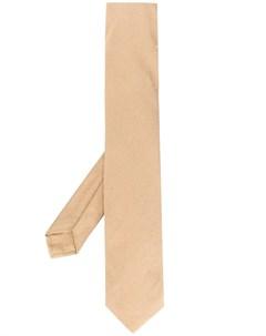 Однотонный галстук Barba