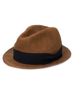 плетеная фетровая шляпа Eleventy