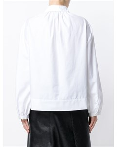 Классическая рубашка свободного кроя Stella mccartney