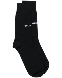Трикотажные носки с логотипом Balenciaga