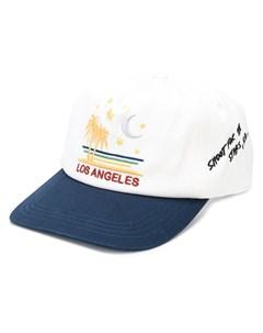 бейсболка Los Angeles с вышивкой Nick fouquet