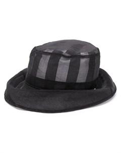 полосатая шляпа Backet Sunnei