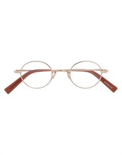 очки в круглой оправе Epos
